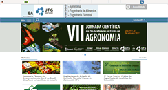 Preview of agro.ufg.br